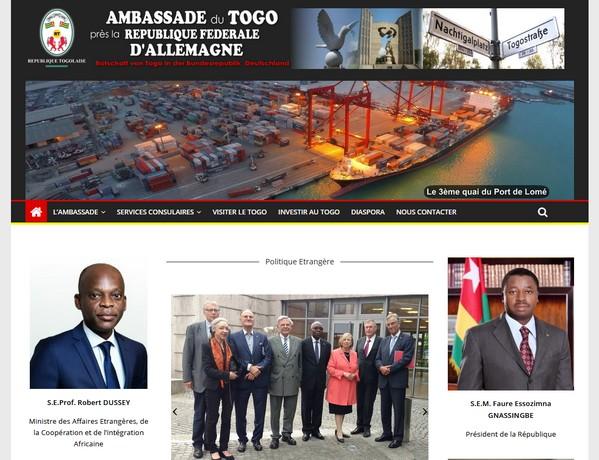 Ambassade du Togo à Berlin