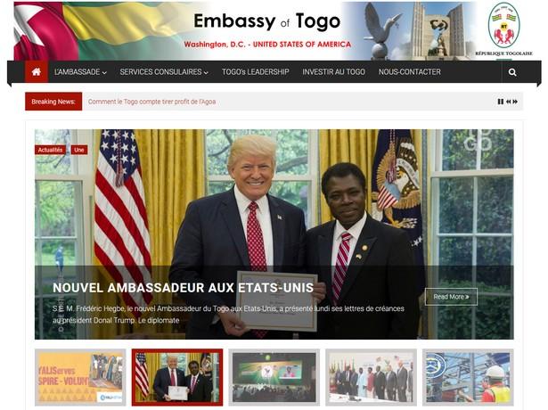 Ambassade du Togo au USA