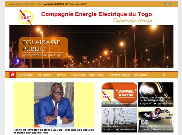 Compagnie Energie Electrique du Togo