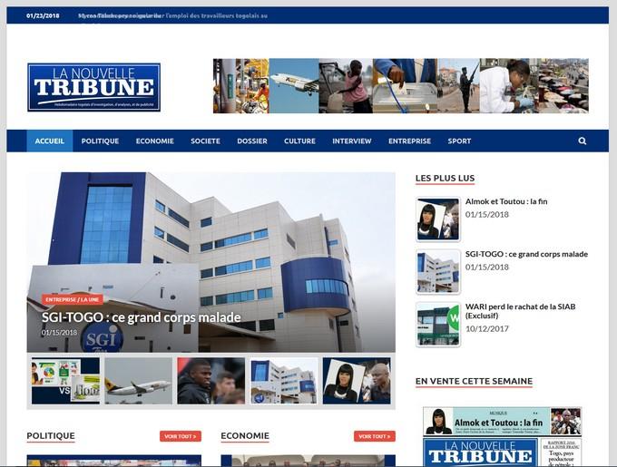 La Nouvelle Tribune