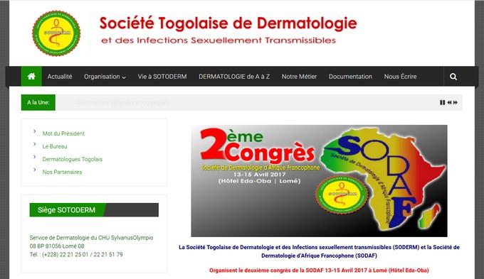 Société Togolaise de Dermatologie